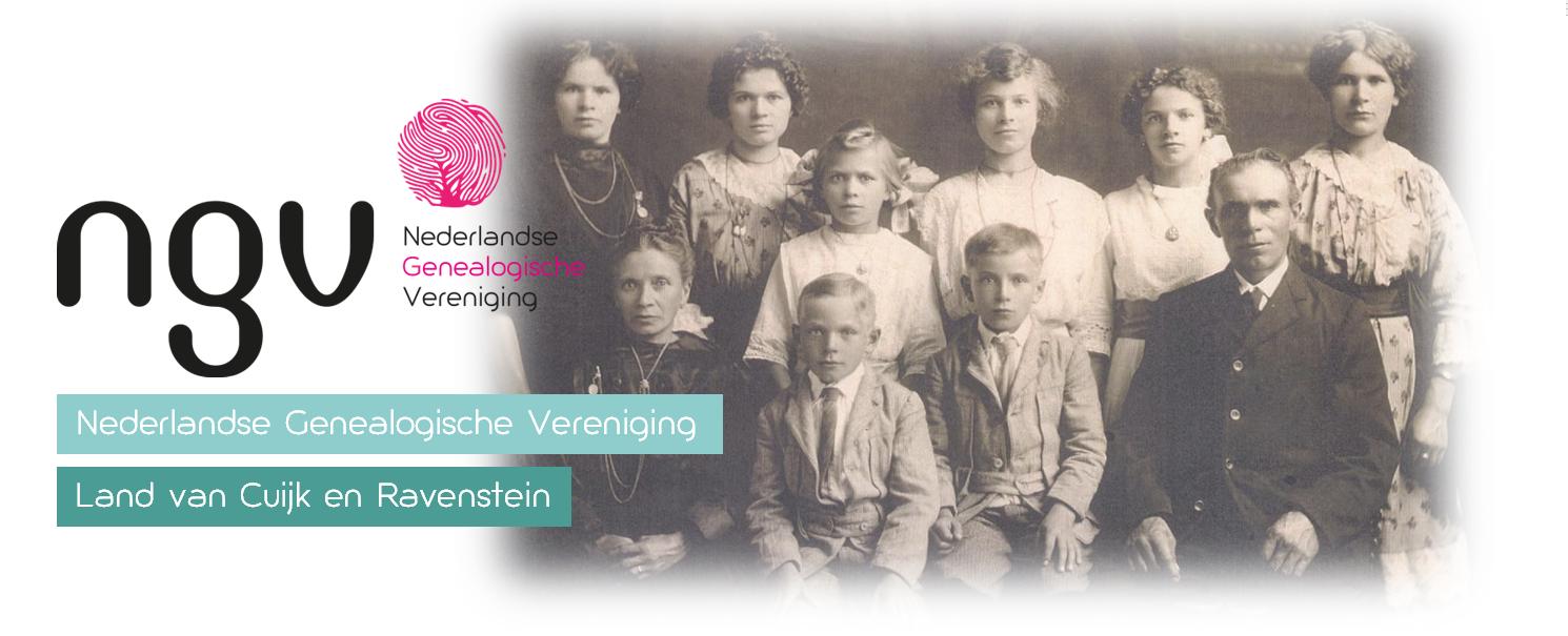 Familie Bongers uit Haps die in 1912 naar de Verenigde Staten van Amerika zijn geëmigreerd